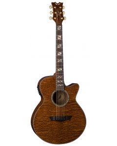 Dean Performer Acoustic Electric Guitar Quilt Mahogany PE QMAH PE QMAH