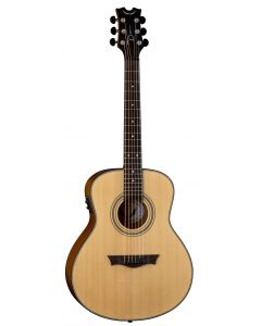 Dean St. Augustine Mini Solid Wood Acoustic Electric Guitar SAMJE SN SAMJE SN