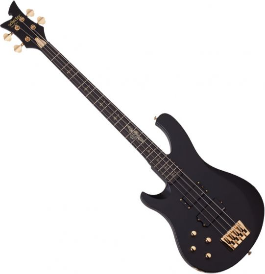 Schecter Signature Johnny Christ Left-Handed Electric Bass in Satin Finish