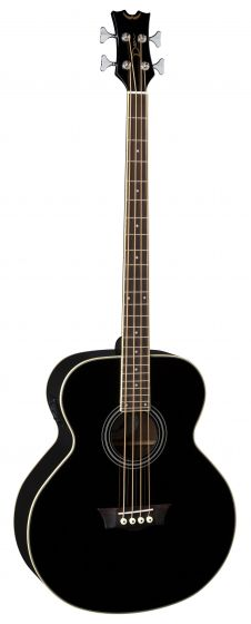 Dean Acoustic/Electric Bass Classic Black EAB CBK