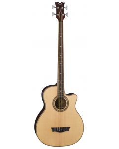 Dean Exotica Supreme Cutaway Acoustic Electric Bass SN EABCS SN EABCS SN