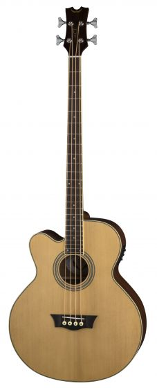 Dean Acoustic/Electric Bass CAW Lefty SN EABC L