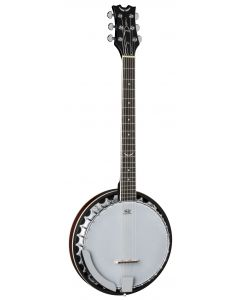 Dean Backwoods 6 Banjo Six String BW6 BW6