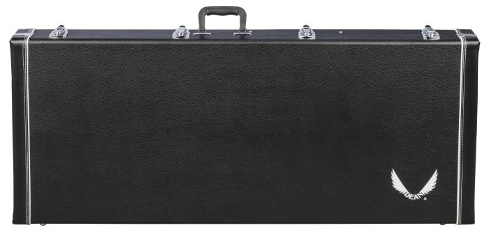 Dean Deluxe Hard Case Tyrant Series DHS TYRANT