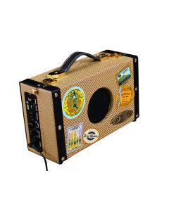 Luna Uke Portable Suitcase Amp 5 Watt UKE SA 5 UKE SA 5