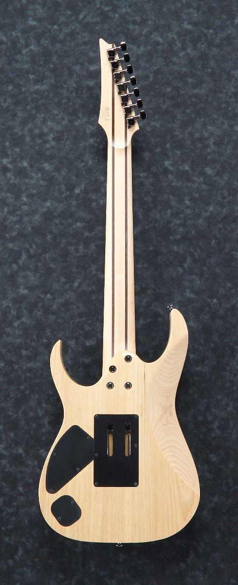 Ibanez RG Prestige RG752AHM NGB 7 String Nebula Green Burst Electric Guitar  w/Case