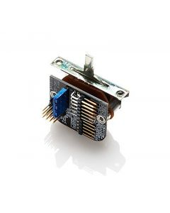 EMG 5 Position Strat Switch, Solderless 3298.00