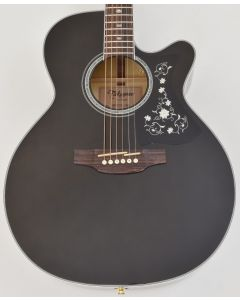 Takamine GN75CE NEX Acoustic Electric Guitar Transparent Black B Stock
