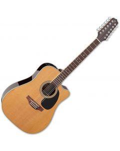 Takamine EF400SC TT Dreadnought Acoustic Guitar Natural Gloss B Stock TAKEF400SCTT.B