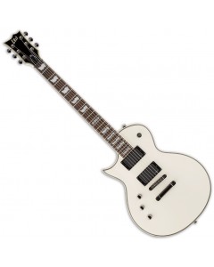 ESP LTD EC-401 Left-Handed Electric Guitar Olympic White B Stock LEC401OWLH.B
