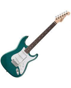 G&L Legacy USA Fullerton Standard Electric Guitar in Emerald Blue FS-LGY-EMB-RW
