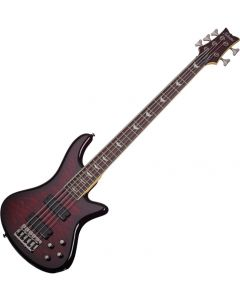 Schecter Stiletto Extreme-5 Electric Bass Black Cherry  SCHECTER2502