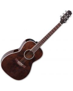 Takamine CP3NY New Yorker Acoustic Guitar in Gloss Molasses TAKCP3NYML