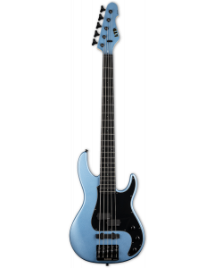 ESP LTD AP-5 Pelham Blue 5 String Bass Guitar LAP5PB
