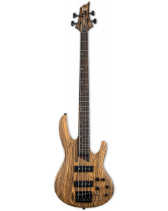 ESP LTD B-1004 Natural Satin Electric Bass Guitar LB1004NS