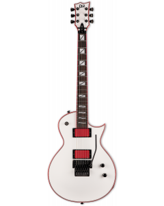 ESP LTD GH-600 Snow White Gary Holt Electric Guitar w/Case LGH600SW