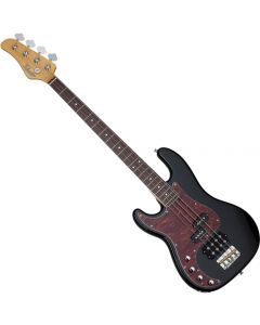 Schecter Diamond-P Plus Left-Handed Electric Bass in Gloss Black Finish SCHECTER2860
