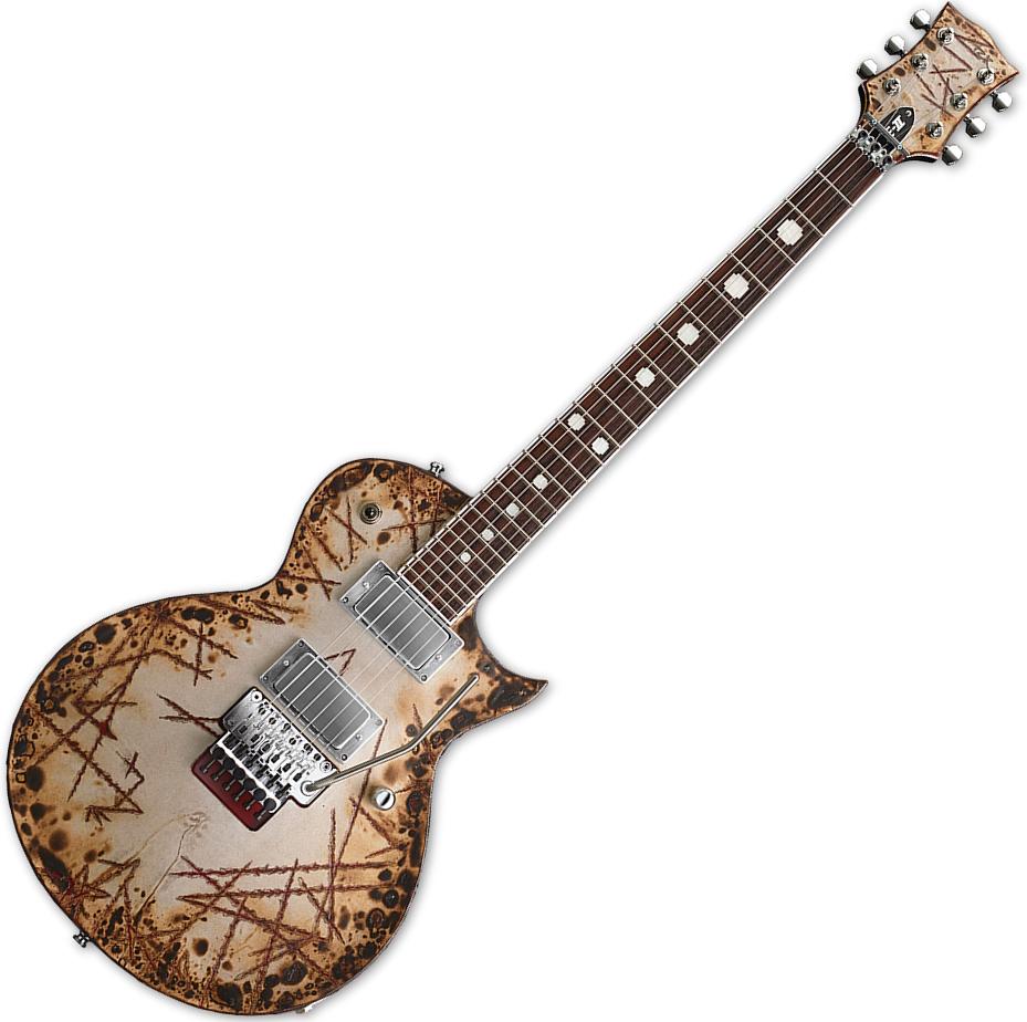 E-II RZK-II guitar